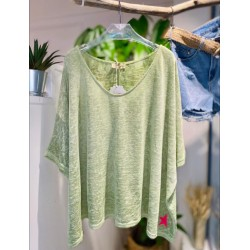 T-shirt ample