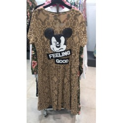 Robe dentelle Mickey